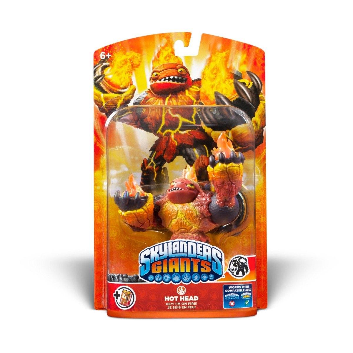 Activision Skylanders Giants Hot Head - Pronta Entrega