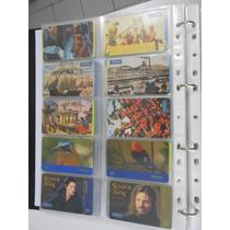 Cartões Telefônicos Usados 28 Serie Senhor Dos Aneis