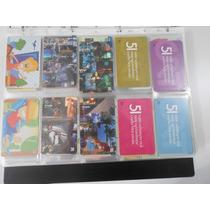 Cartões Telefônicos Usados Goiania Moisaco