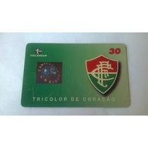 Cartao Fluminense 30 Cred