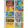 Cartões Telefônicos - Pré Pagos Usados / Com 10 Cartões.