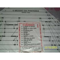 Coletânea Nº 1 Com 10 Partituras Para Cítaras