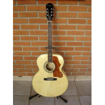 Epiphone Limited Edition Violão Natural Acustico.