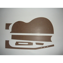Kit De Moldes Para Violão Clássico- Eddie Luthier