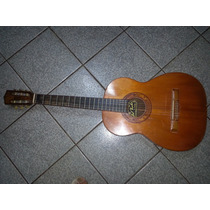 Violão Del Vecchio Antigo Linha Doral Line Instrumento Raro