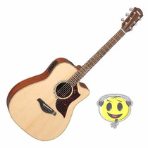 Violão Yamaha Ac1m Médio Jumbo Eletrico - Oferta Kadu Som