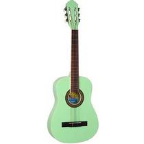 Violão Infantil Shelby Snk66 Clássico Nylon - Silk Green