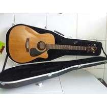 Violão Yamaha Fgx14c Vintage Original 10% Desconto Na Venda