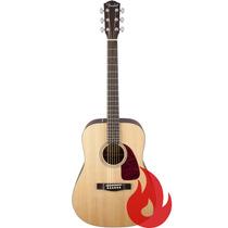 Fender Cd 140 S Natural . Violão . Loja . Nf + Garantia !
