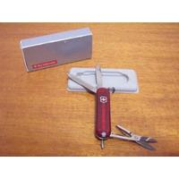 Canivete Victorinox Suiço Signature Rubin Swiss Army Knives