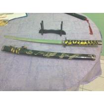 Katana Ninja Fabricado Artesanalmente Na China - No Brasil
