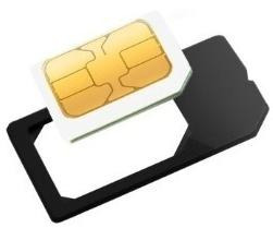 Adaptador Chip Celular Micro Sim Card Gsm Apple Iphone Ipad