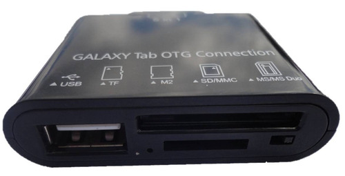 Adaptador Usb E Sd Para Tablet Samsung Galaxy Tab 10.1 E 8.9