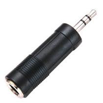 Adaptador Plug Entrada P10 - Saida P2 Estéreo Conversor