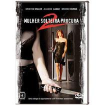 Dvd Mulher Solteira Procura 2 - Original
