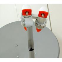 Lnb Carona Anti-chuva Full Hd Simples 65db 0.1db Universal