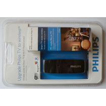 Adaptador Wireless Usb P/ Tvs Philips E Pc Windows Pta01 Fg