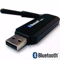 Adaptador Bluetooth Usb Class1 Longo Alcance Com Antena 100m