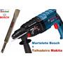 Furadeira Martelete Bosch Gbh 2-24 D 800w/220v + Talhadeira
