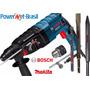 Furadeira Martelete Gbh 2-24 D Bosch + Kit Especial.
