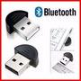 Micro Mini Adaptador Usb Bluetooth 2.0 - Frete Muito Barato