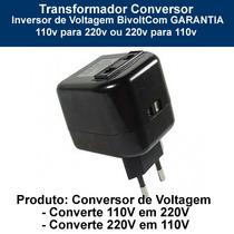 Conversor Inversor Voltagem 110v-220v / 220v-110v C/garantia