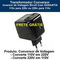 Transformado E Conversor Inversor Voltagem110v-220ve220v-110