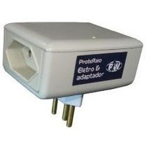 Proteraio Protetor Contra Raios Eletro Com 2 Tomadas 127v