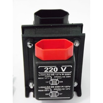 Auto Transformador De Voltagem 100 Watts - 110 V 220 V