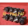 Plug Paf - Philips - Telefunken ( 10 Peças )
