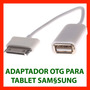 Cabo Usb Fêmea Samsung Galaxy Tab 2 P3110 P3100 P5110 P5100