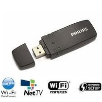Adaptador Wireless Pta01 P/ Tvs Philips Smart, Pc E Notebook