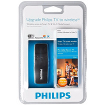 Adaptador Wireless Usb Philips Pta01 Smart Tv Wi-fi Original
