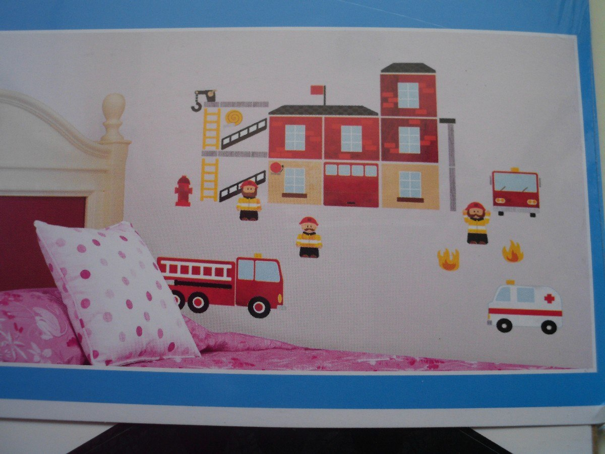 Decorao de quarto infantil com papel de parede car - Papel de pared infantil ...