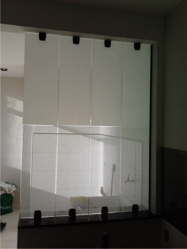 Cola Contato Kisafix ~ adesivo decorativo jateado p vidro, box, janela, porta etc
