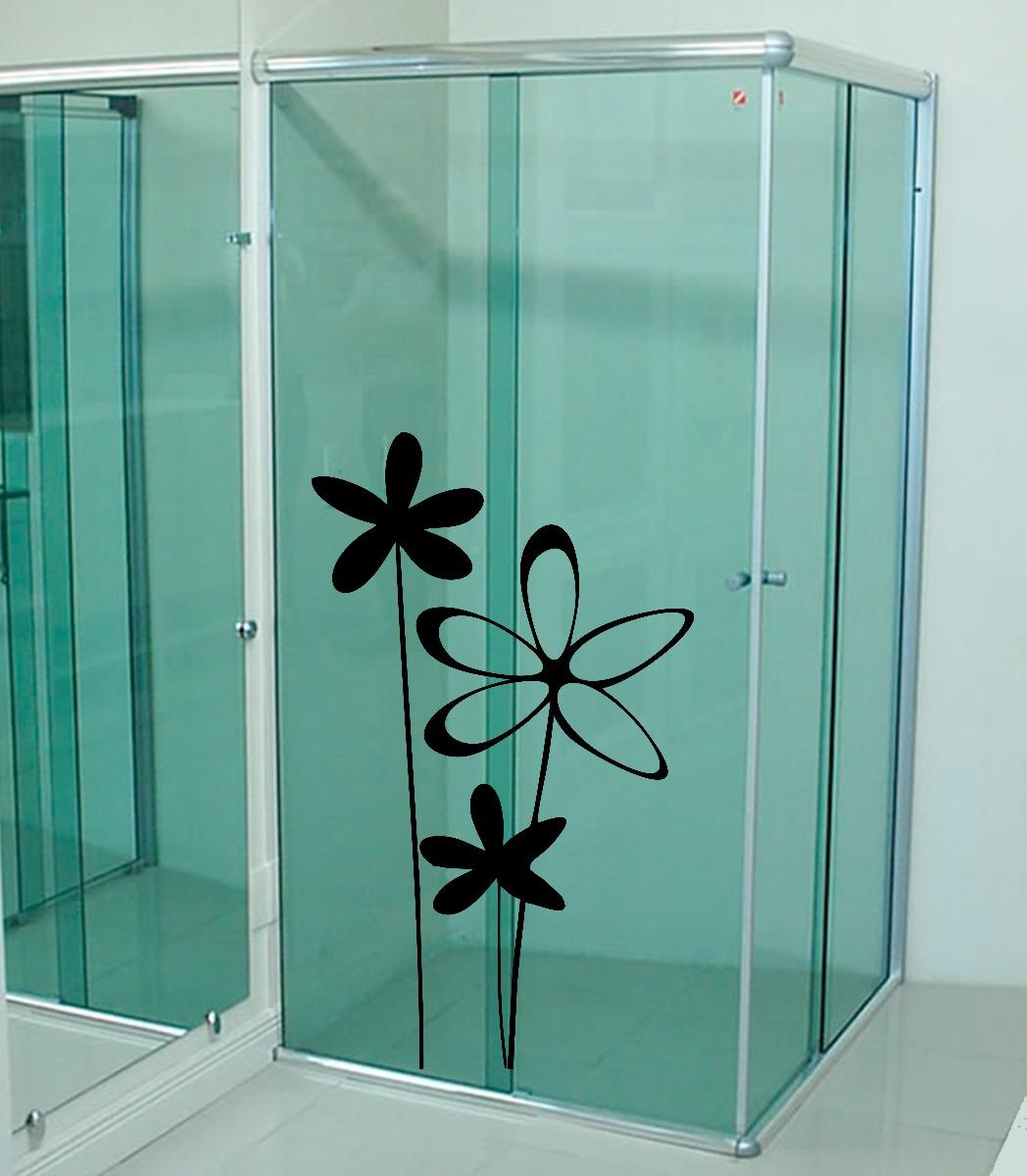 Imagens de #205B50 adesivo branco ou jateado p vidros vitrines e box adesivo decorativo p 1048x1200 px 3028 Box Banheiro Curitiba