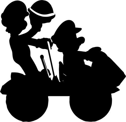 Adesivo Emagrecedor Funciona ~ Adesivo Mario Kart Luigi Mario Mario Kart 8 64 N64 Mk8 R$ 8,00 no MercadoLivre