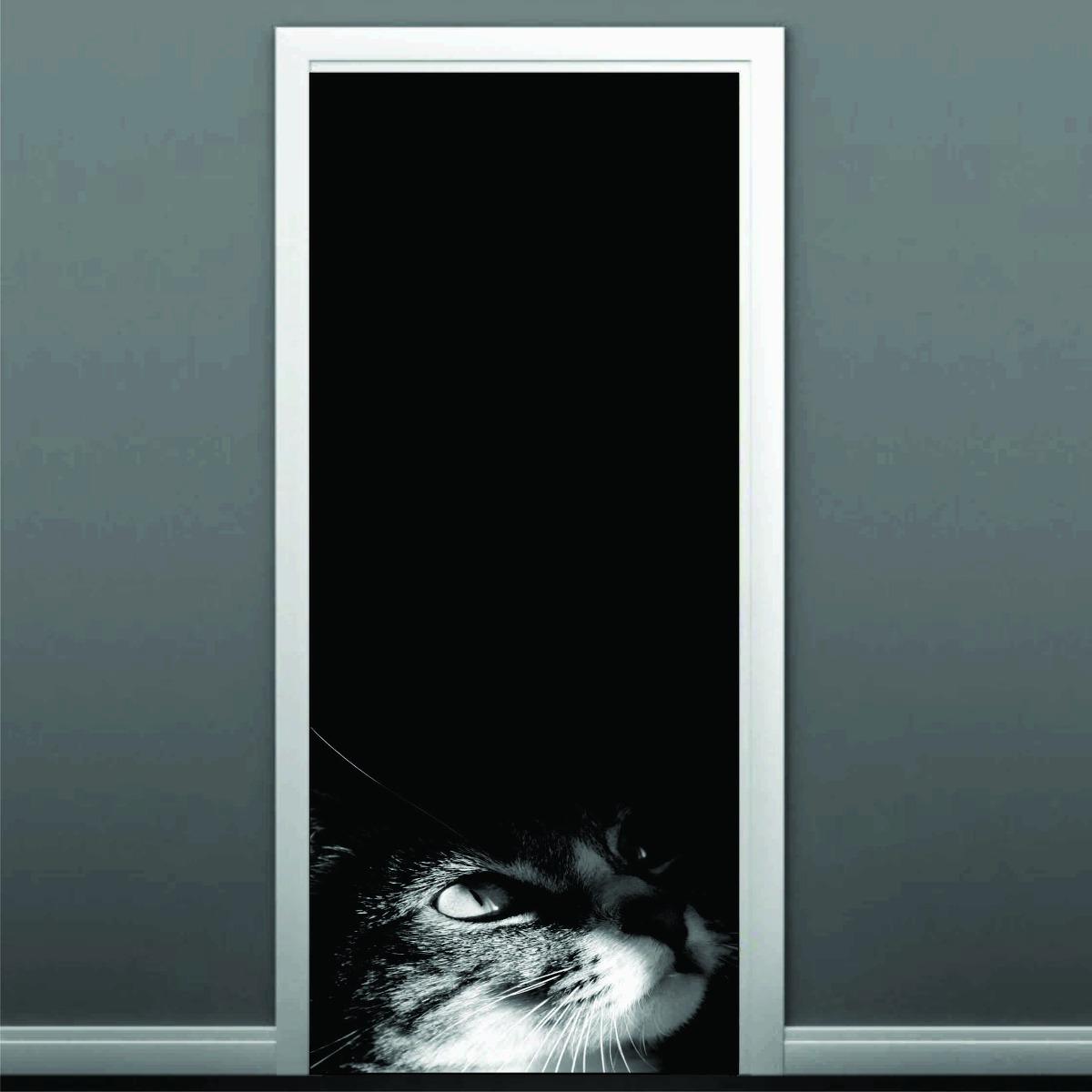 Cortinas quarto gato preto obtenha uma - Cortinas el gato preto ...