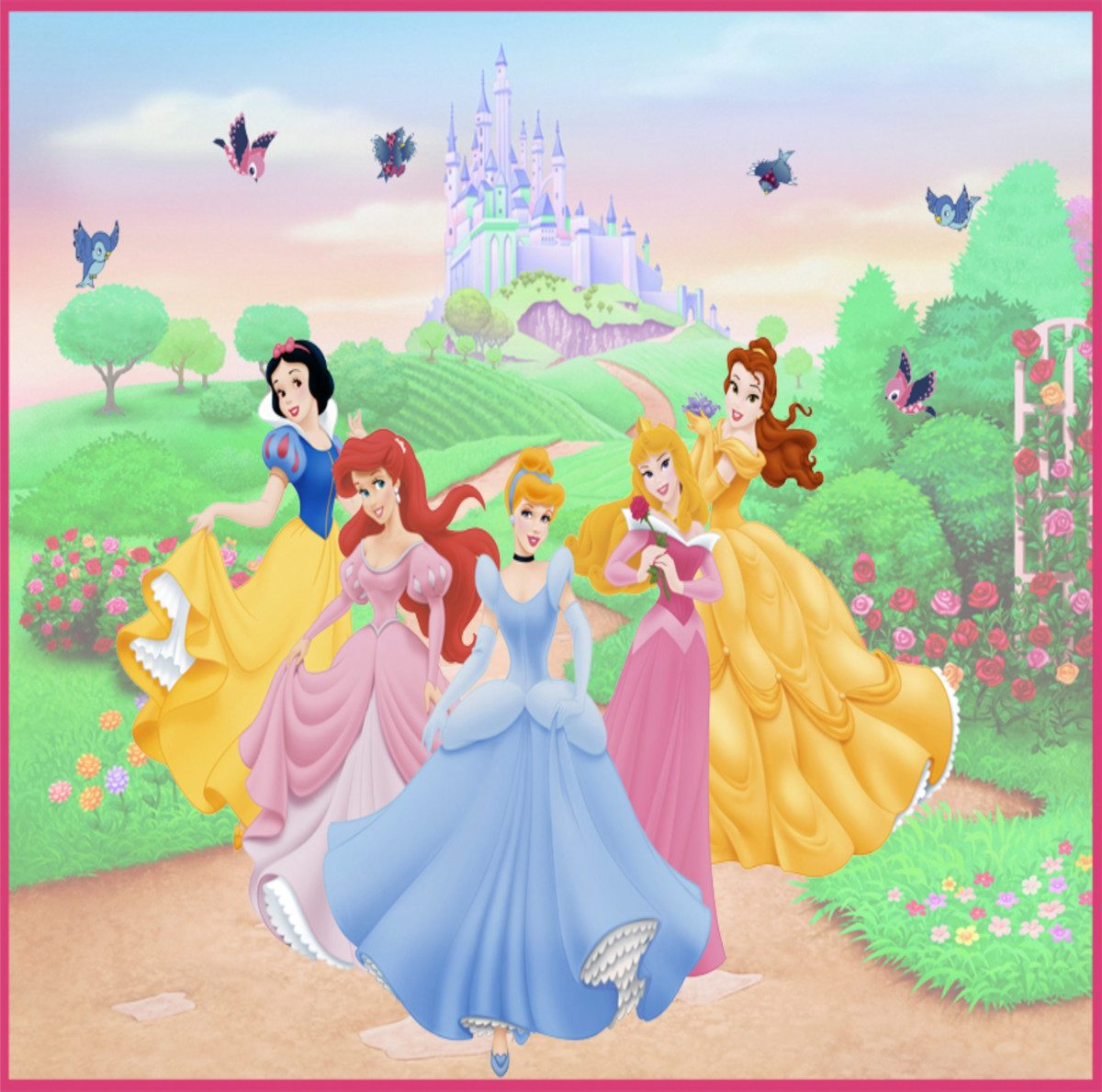 adesivo de castelo das princesas disney jpg adesivo castelo das Car Tuning