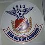 Adesivo União Da Ilha Governador - 20 Cm X 20 Cm