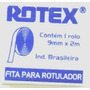 Fita Vinílica Para Rotulador Rotex Manual - Letraset