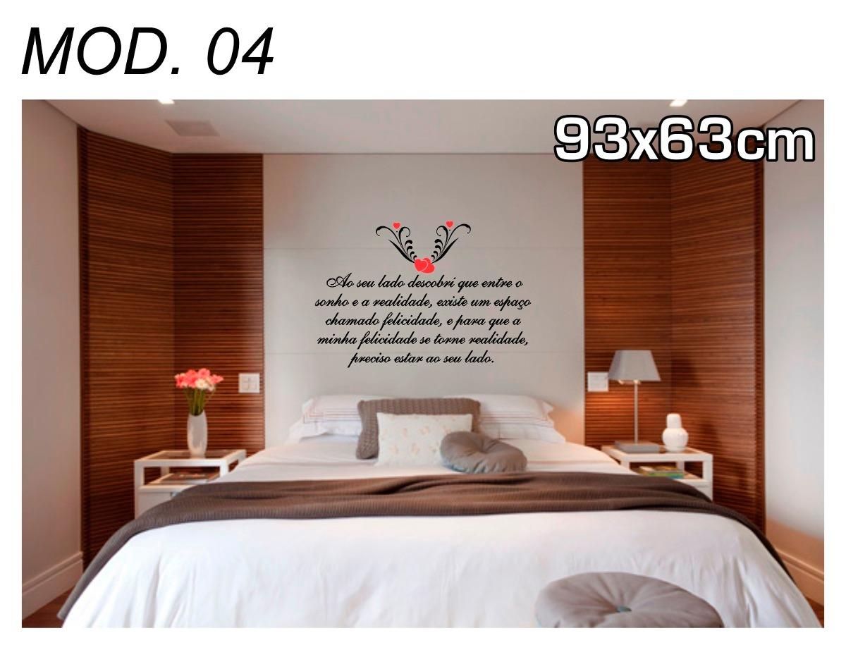 Adesivos Decorativos De Parede  Quarto Casal  R$ 32,90 no MercadoLiv