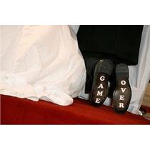 Adesivo Para Sapato Noivo Ou Noiva