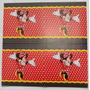 Adesivo Tubete Minnie Vermelha (20 Unidades)