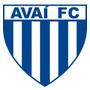 Adesivo Escudo Avaí Futebol Clube 6cm X 8cm - Frete Grátis
