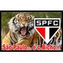 Futebol Time Escudo Decoração Quadro Tela 80x80 Á 100x65 Cm