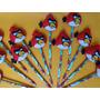 Lápis Personalizado Angry Birds