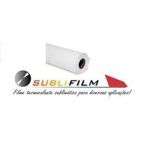 Tecido Termocolante + Película Termocolante P/ Chinelos