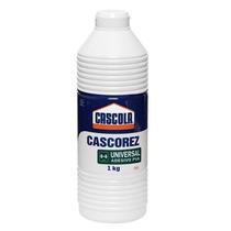 Cola Branca Cascola Cascorez Universal 1000gr - Kit 3 Peças