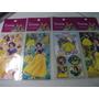 Branca De Neve Kit Adesivo Stickers C/ 12 Cartelas
